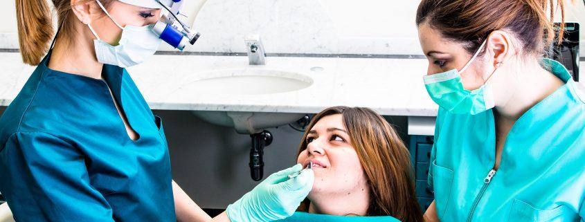 curare la parodontite